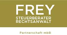 Kanzlei Frey – Steuerberatung in Haßfurt Logo